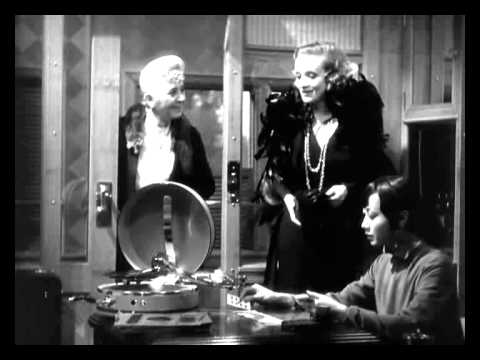 My favorite scene  in  Shanghai Express : Louise Closser Hale, Marlene Dietrich, and Anna Mae Wong.