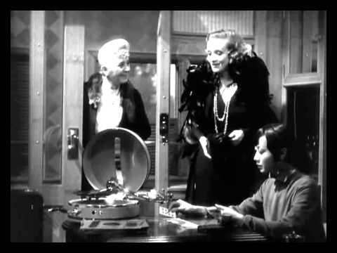 My favorite scene  in  Shanghai Express : Louise Closser Hale, Marlene Dietrich, and Anna Mae Wong.