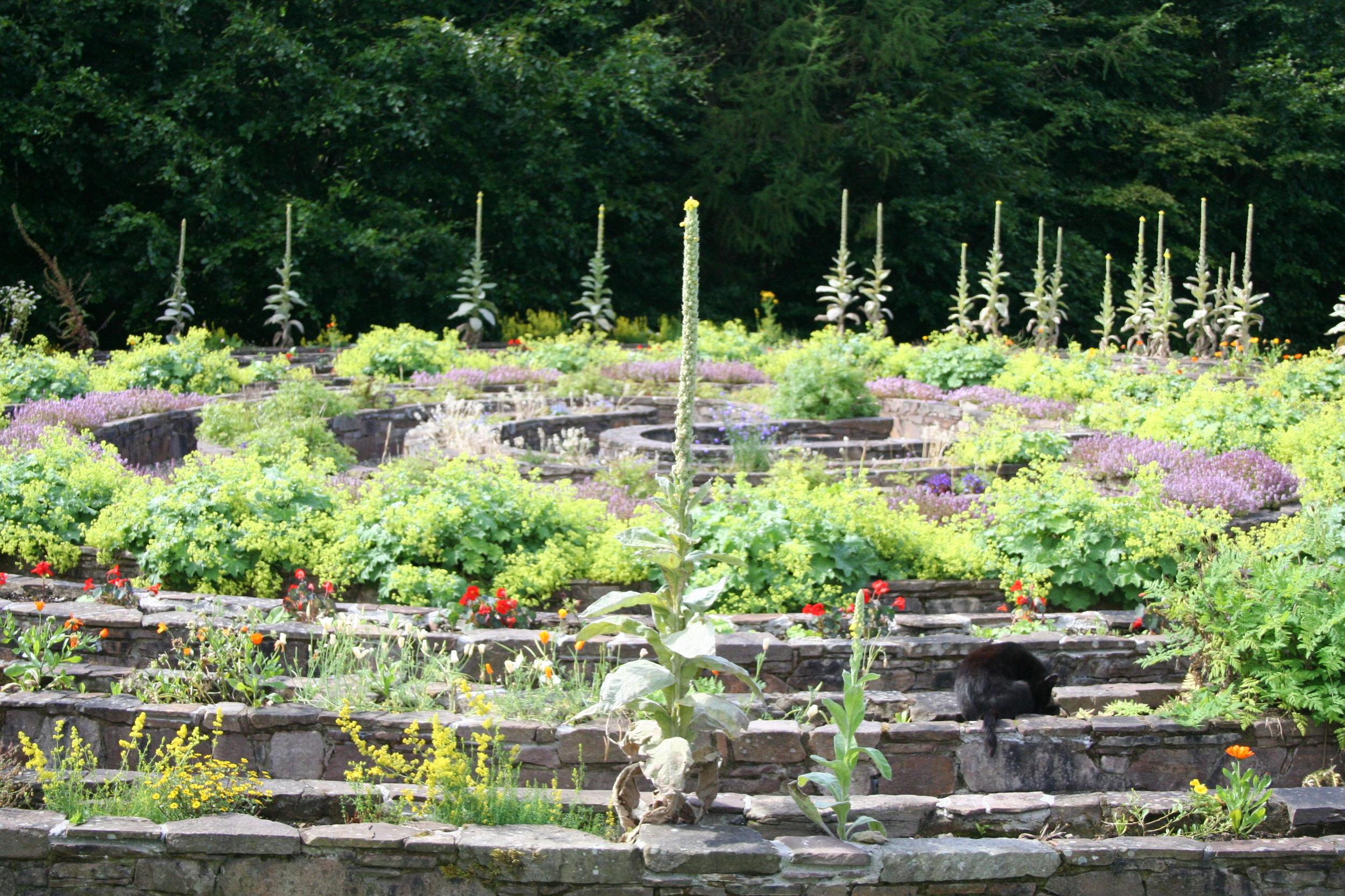 Sanctuary Garden Labyrinth