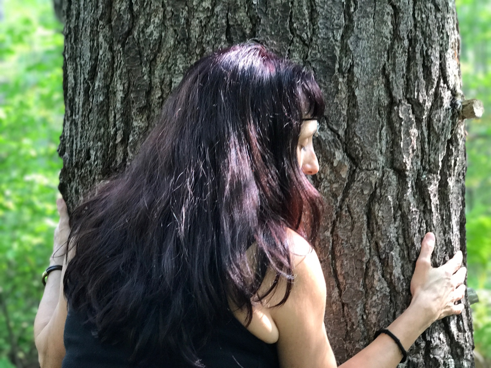 Finding deep healing in the presence of White Pine