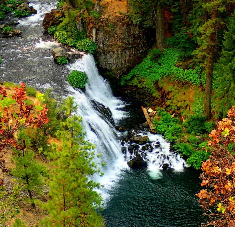 McCloud River by Lori Bellis