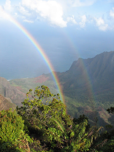 Kauai Double Rainbow