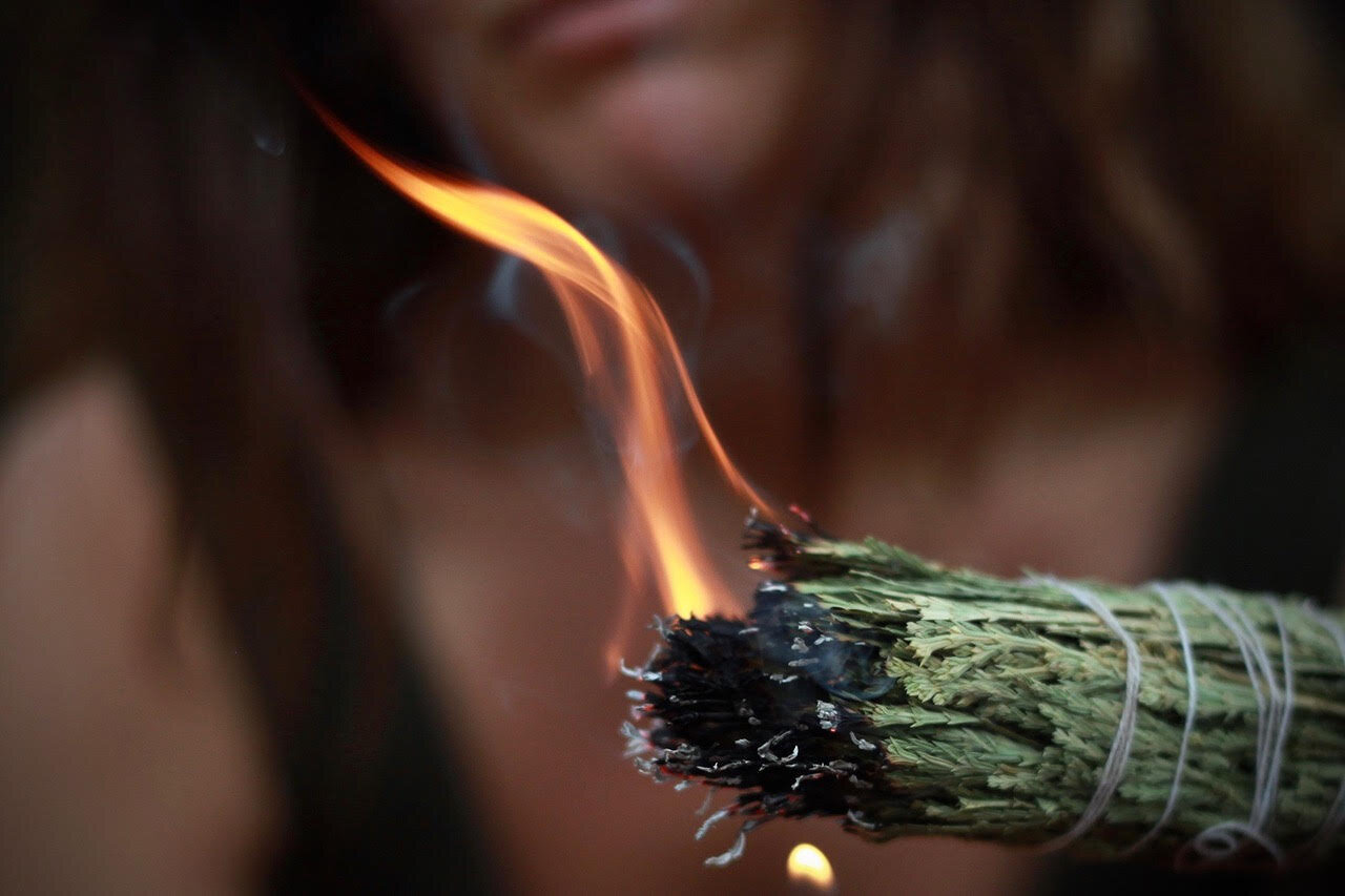 sacred activism fire ceremony