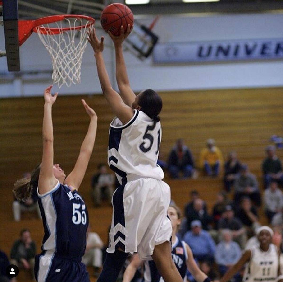 (Player 51) 2007 against Maine