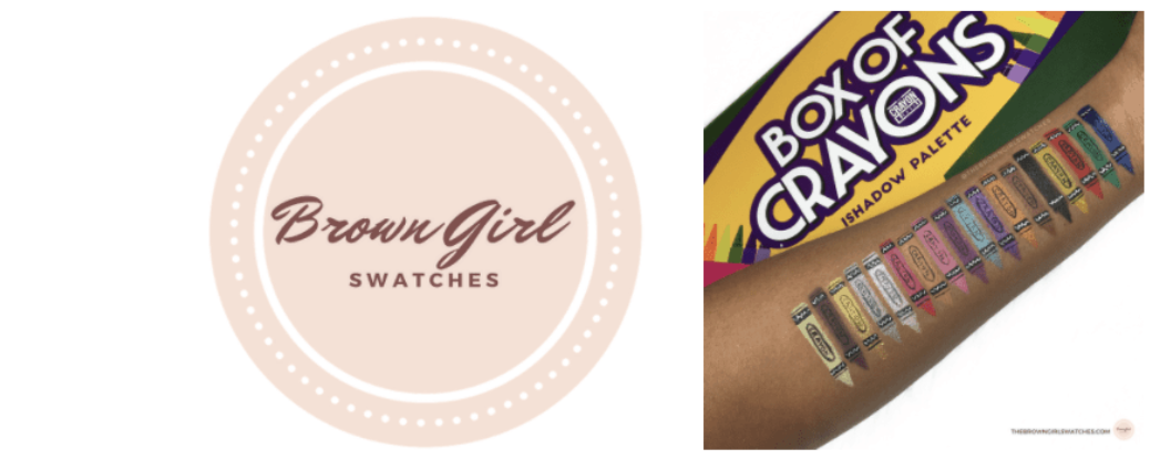 The Brown Girl Swatches – Makeup Platform for Women of Color