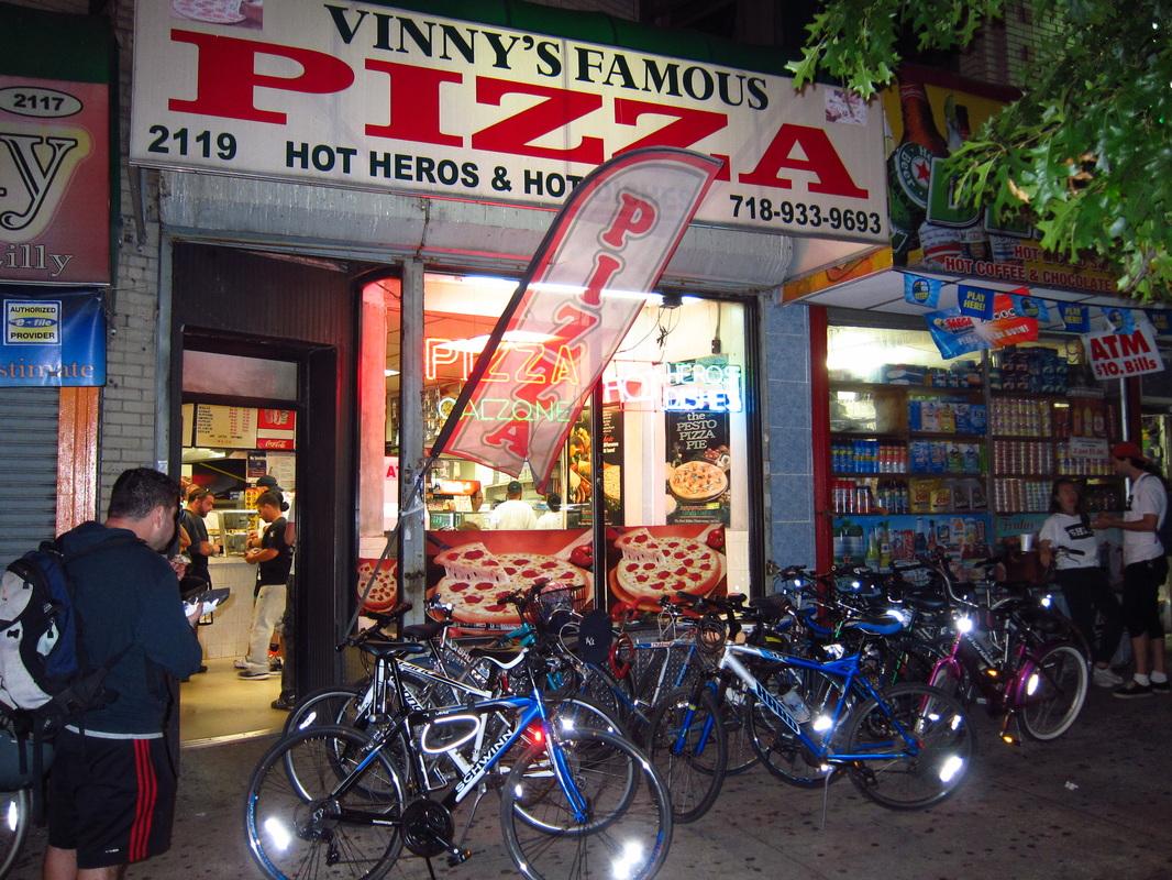 Vinny's Famous Pizza