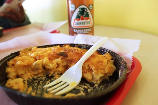 Landin Mac and Cheese