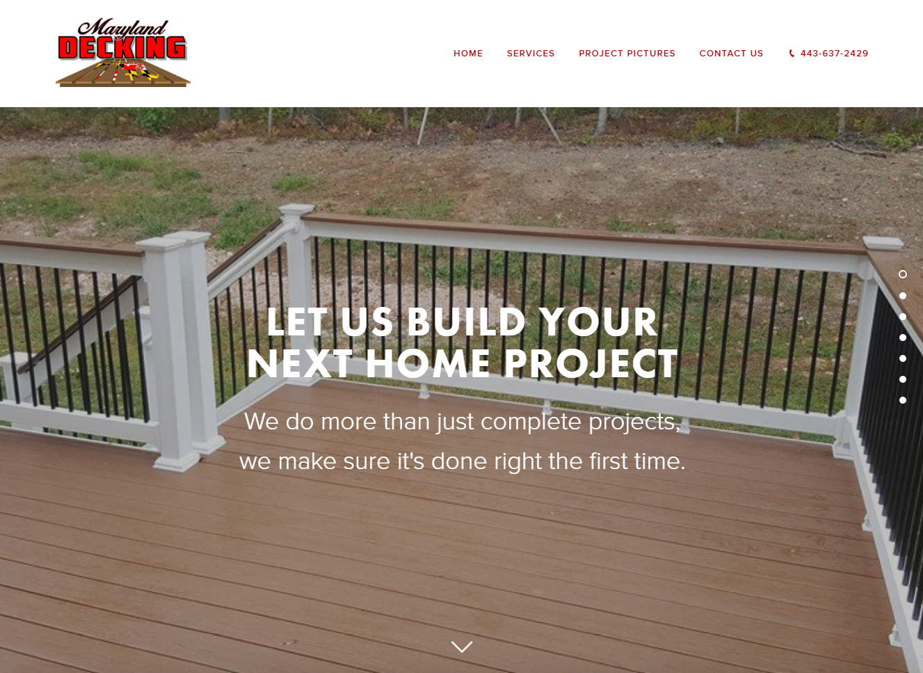 MarylandDecking.com