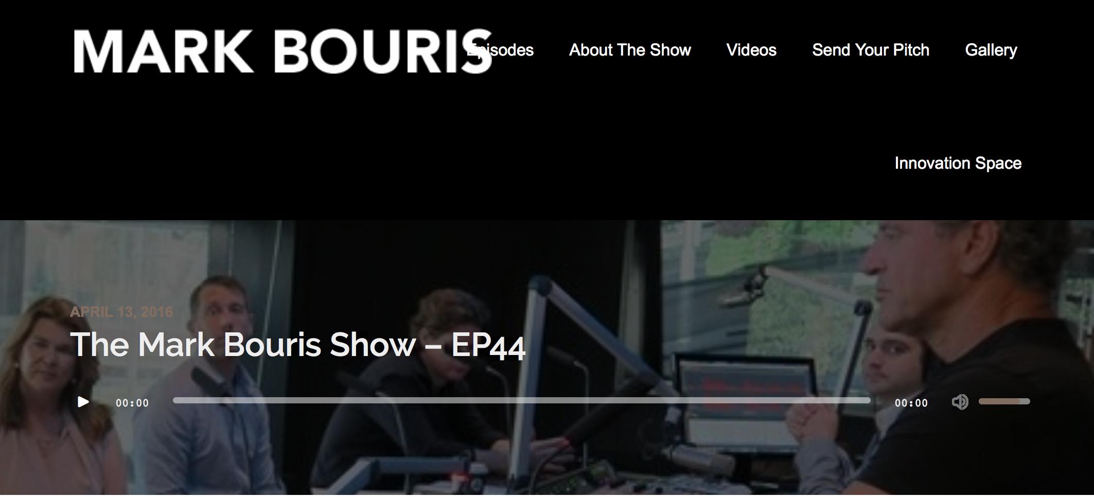 http://markbouris.com.au/the-mark-bouris-show-ep44/