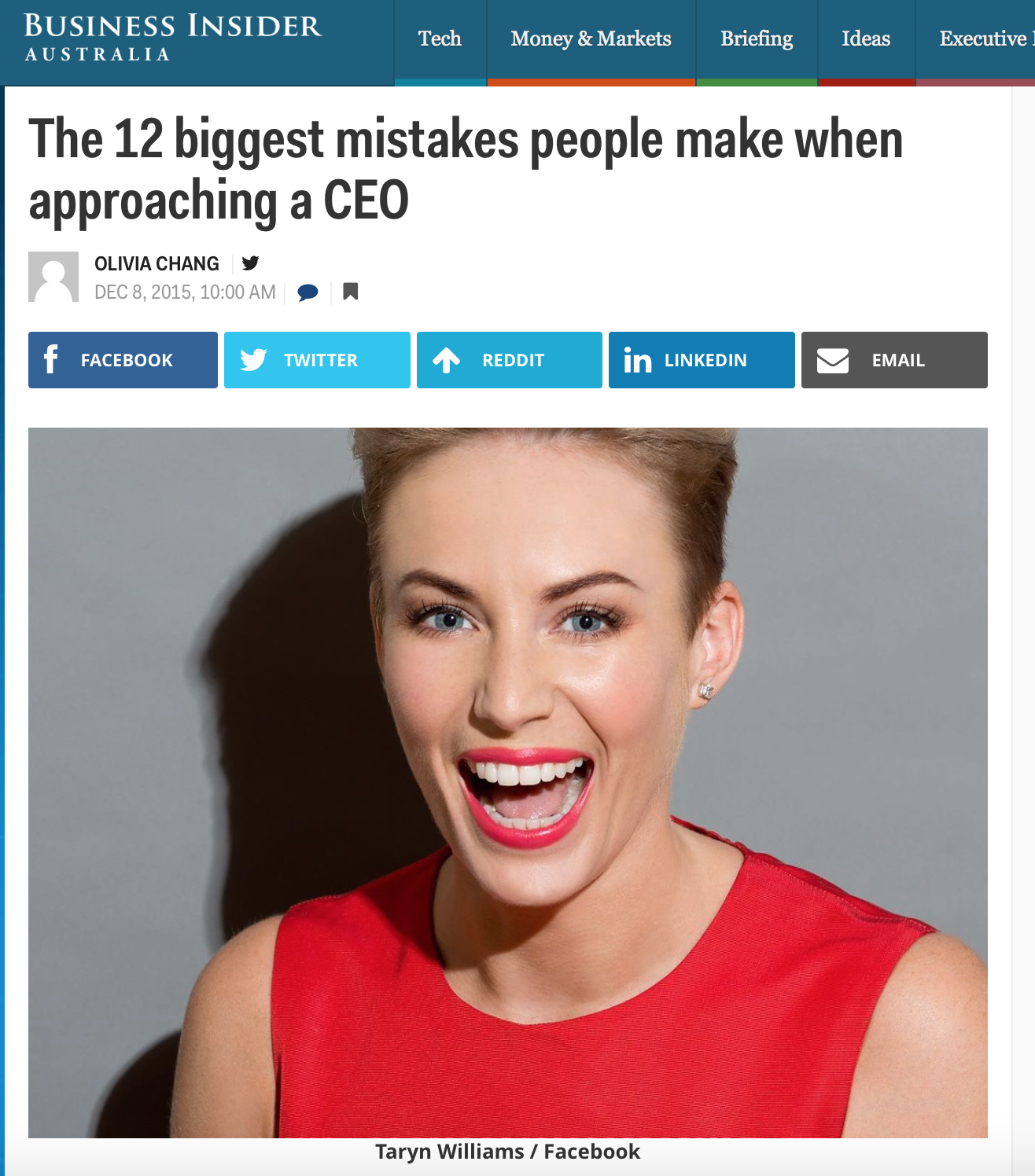http://www.businessinsider.com.au/the-12-biggest-mistakes-people-make-when-approaching-a-ceo-2015-12