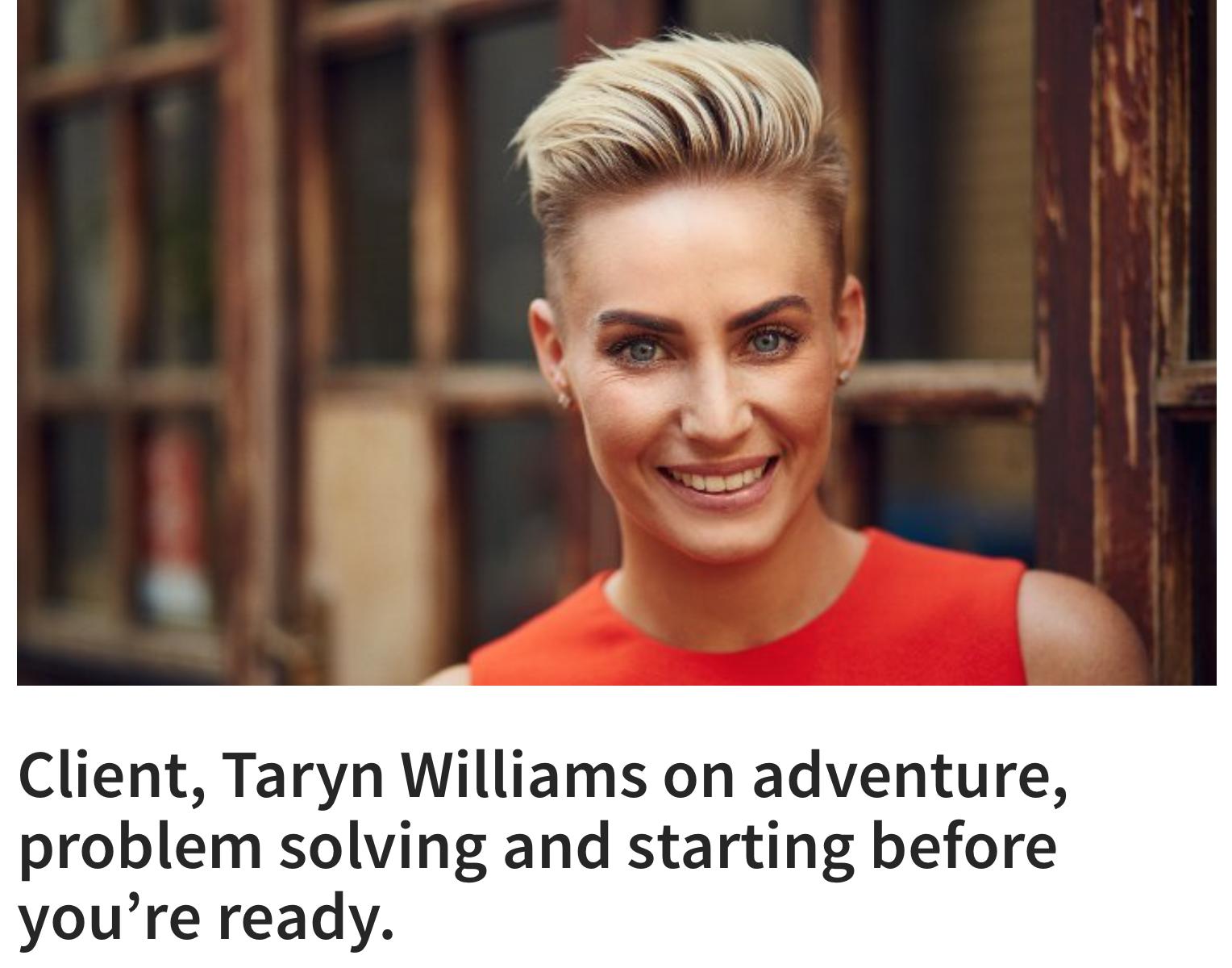 https://www.linkedin.com/pulse/client-taryn-williams-adventure-problem-solving-starting-dybac