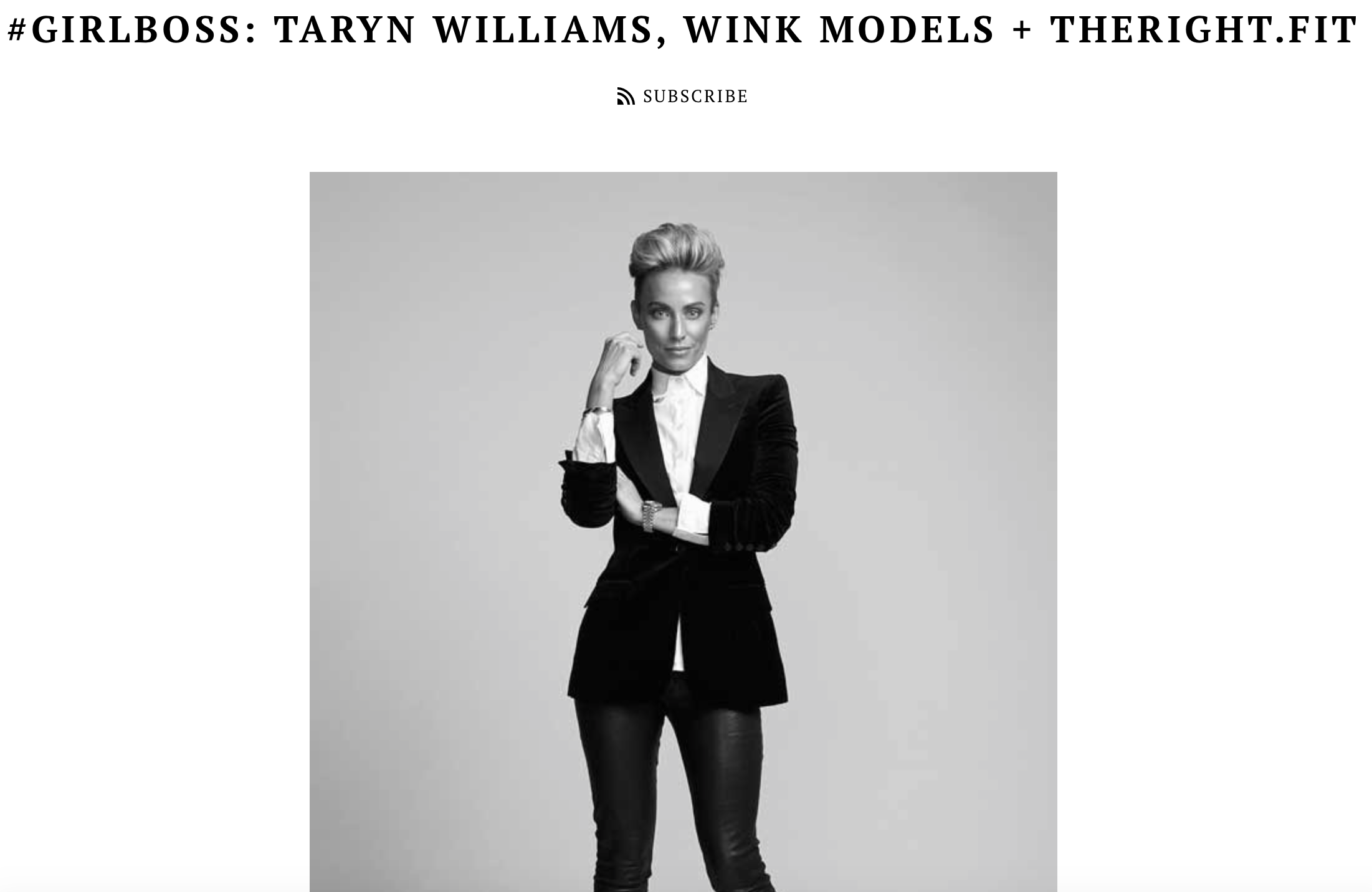 https://www.rebelmuse.com.au/blogs/news/92397891-girlboss-taryn-williams-wink-models-theright-fit