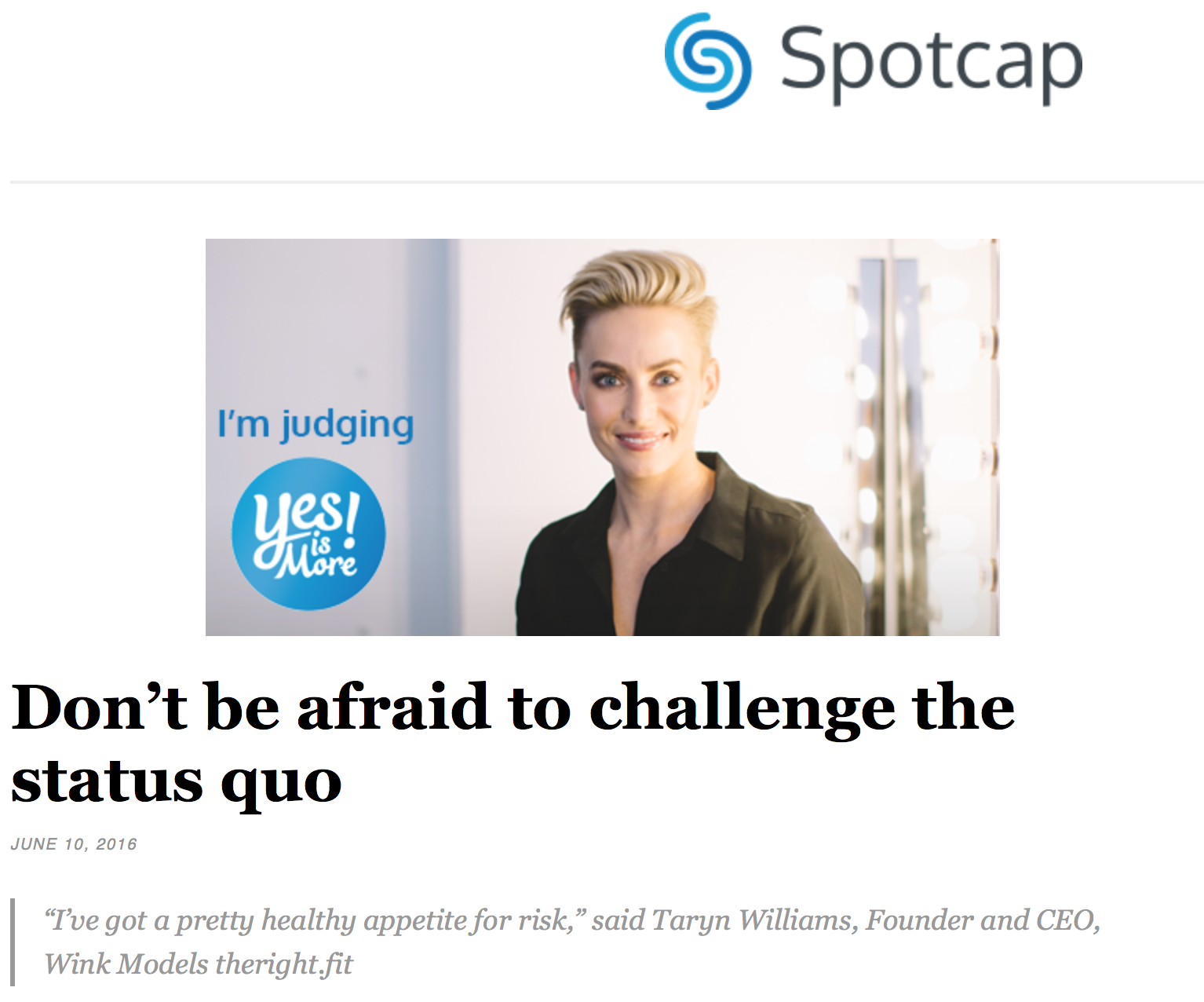 https://www.spotcap.com.au/blog/dont-be-afraid-to-challenge-the-status-quo