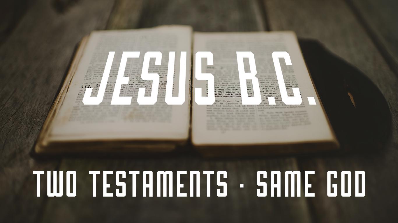 Jesus BC