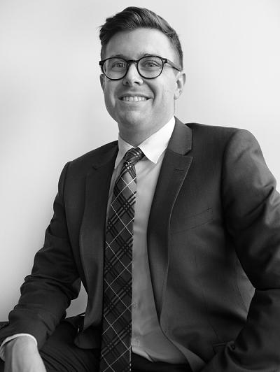 Richard Hamilton, Senior Lawyer