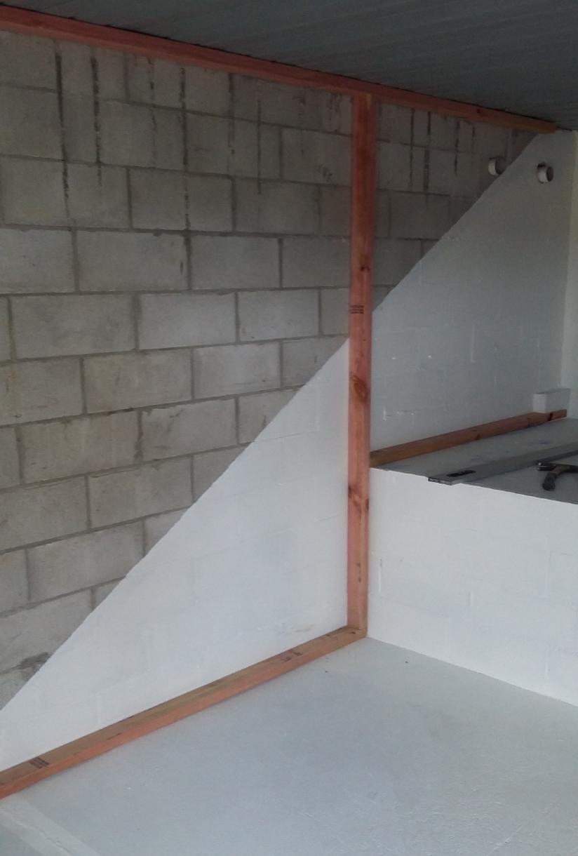 Wall Moisture Barrier