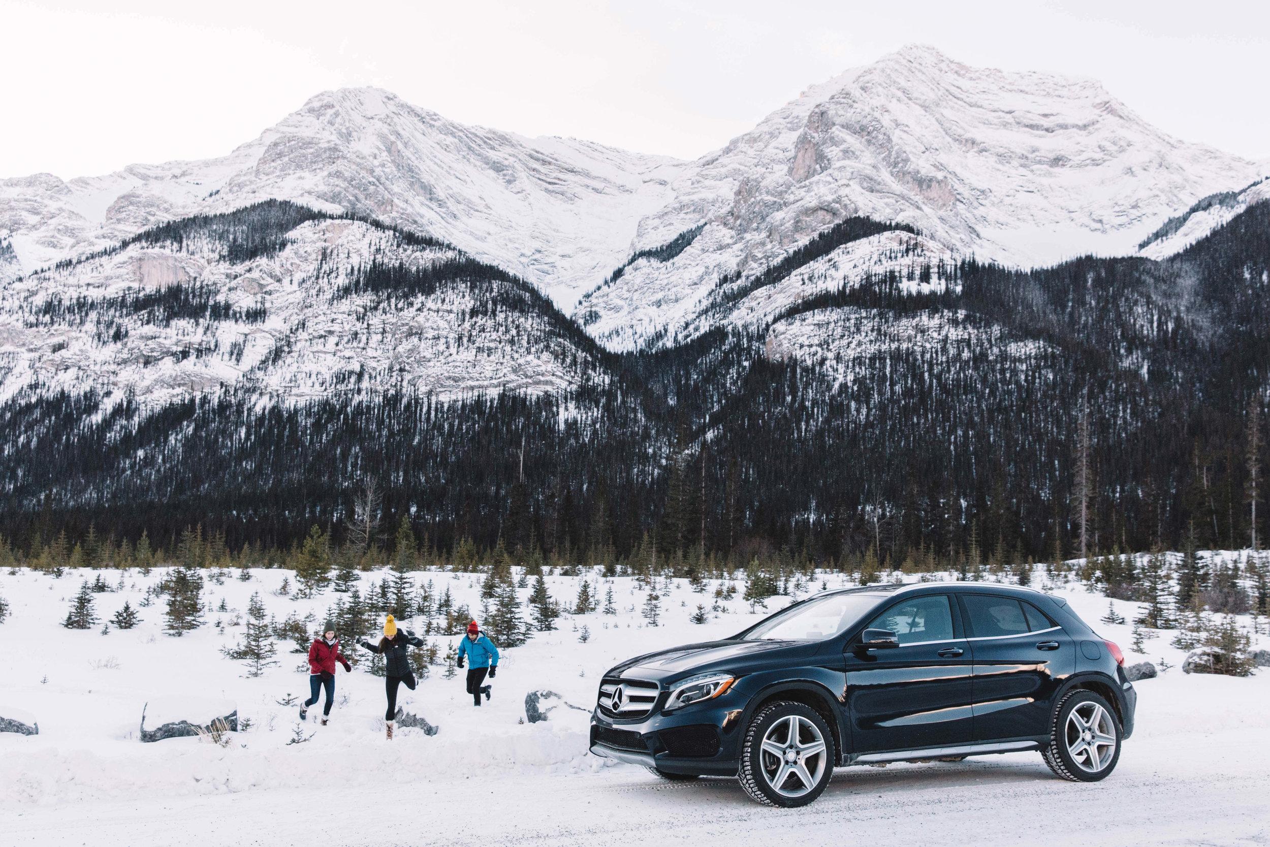 Mercedes-Benz Winter 2017