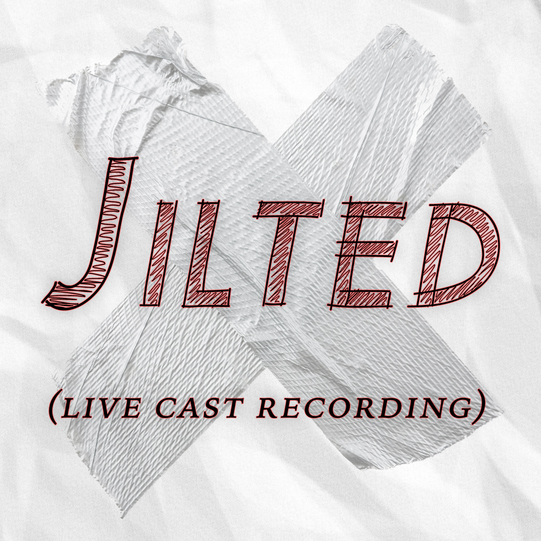 Jilted (Live Cast Recording) - The live cast recording of our workshop of Jilted in the 2017 Hamilton Fringe Festival is now available at all your favourite digital music stores and streaming services!Buy on iTunesListen on SpotifyListen on Google PlayBuy on BandCamp