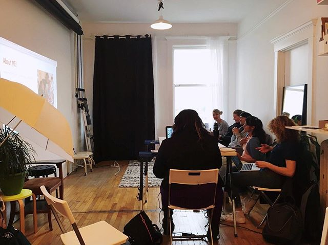 We're excited to have an #seo workshop for #wedding photographers at our studio today! More info can be found in @eventbrite - look up SEO Workshop for Wedding Professionals
