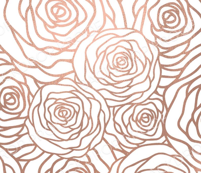Roses - Rose Gold