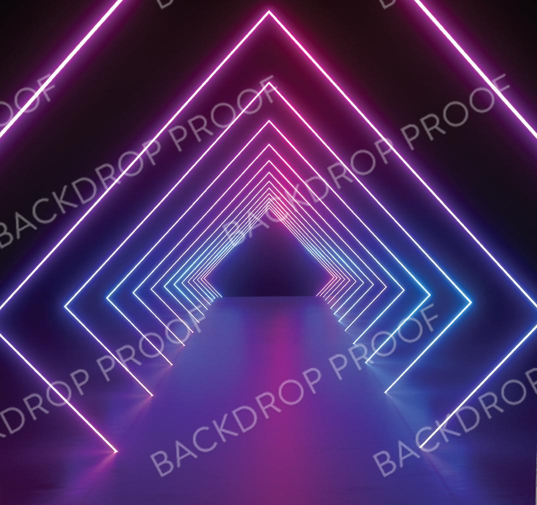 Neon Runway