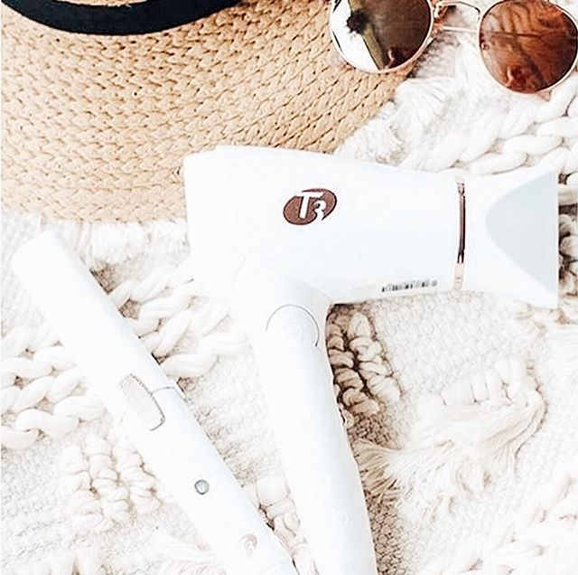Just a few of our favorite things. What beauty products are you loving this summer? Let us know in the comments! #getprete #pretebeauty 📸: @t3micro • • • #lifestyleinspo #lifestyleguide #beauty #beautyapp #beautybloggers #beautytime #beautytips #t3micro #blowout #hottoolspro
