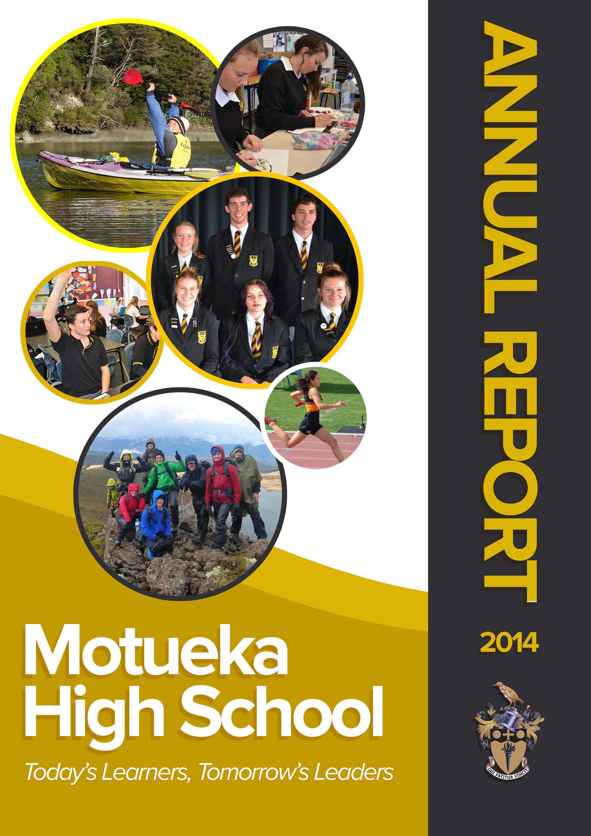 Redevelopment of Motueka High School identity
