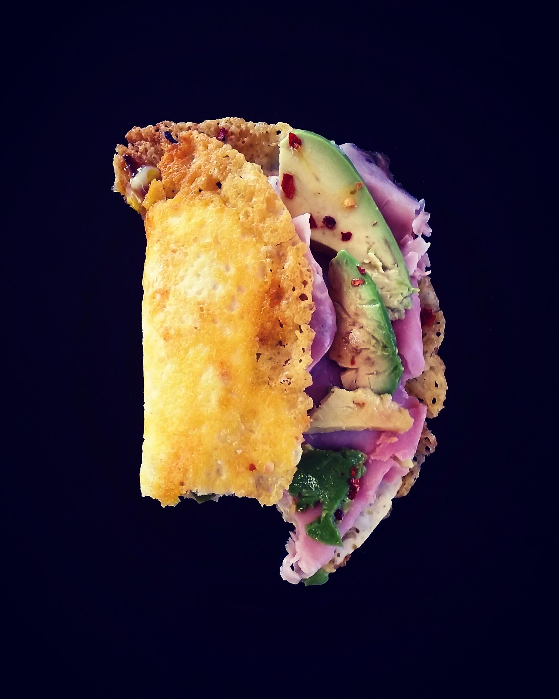Crispy Cheddar Taco