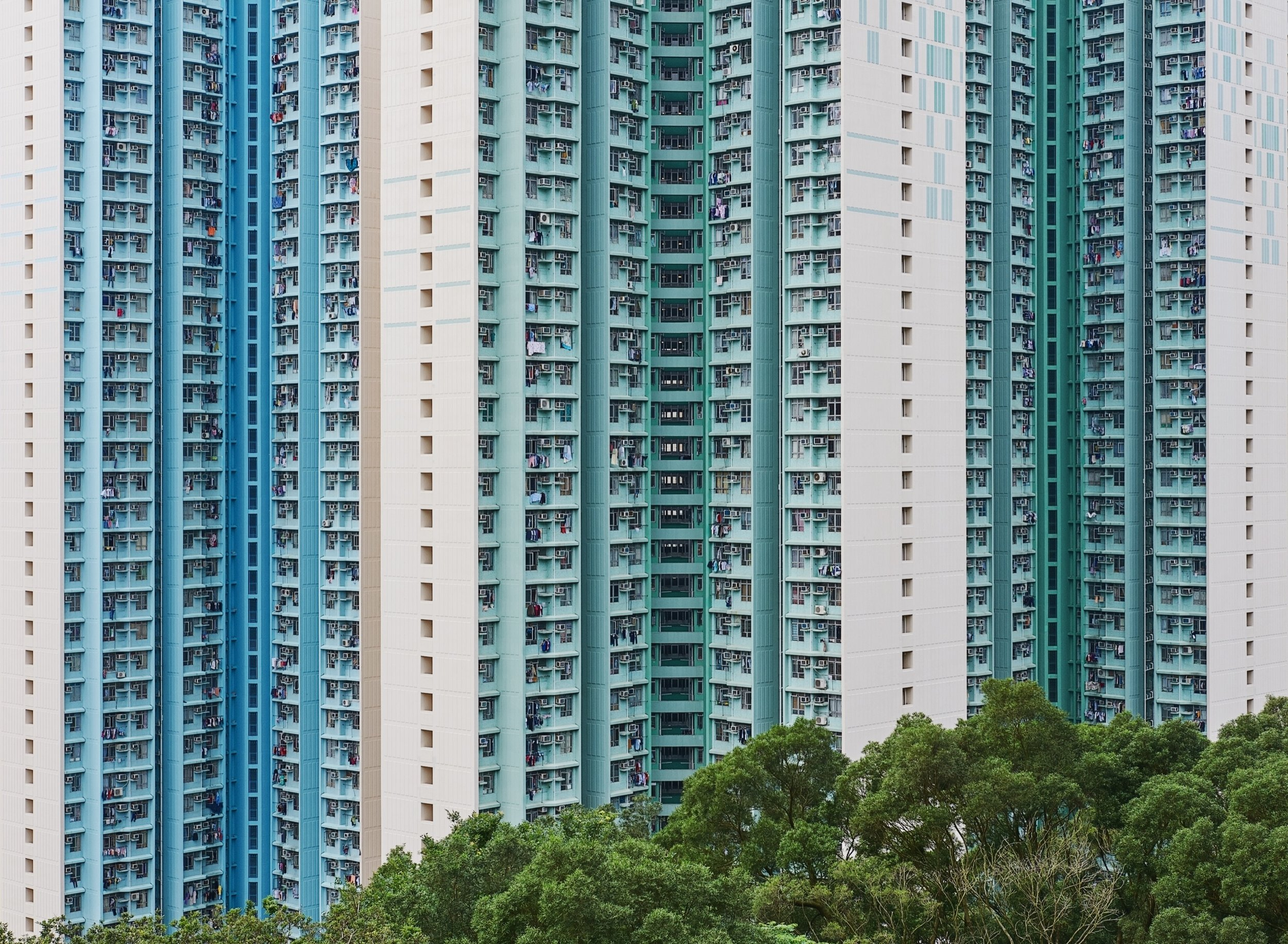 Accidental Architecture, Hong Kong