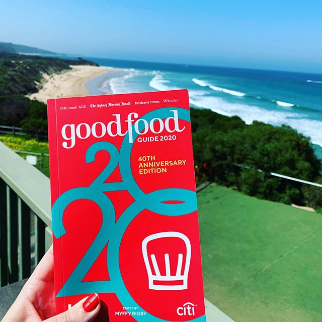 What a treat to be recognised with another chefs hat for our third consecutive year and to be nominated as a finalist in the Regional Restaurant of the Year 😱. Thank you to @goodfoodau and to all of our loyal guests 🙌🏼 and finally to our team, without which none of this would be remotely possible 💪🏼. #goodfoodguide2020 #guideinthewild #regionalvictoria #anglesea