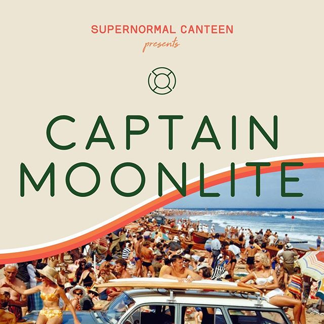 We are super excited to be taking over the Hibachi grill for a seafood BBQ feast at our friends @supernormal_canteen for one night only! ☀️ 🦑. . . Wednesday 30th October... tickets available via link in bio ☝🏼 . . . #captainmoonlite #hightidesgoodvibes