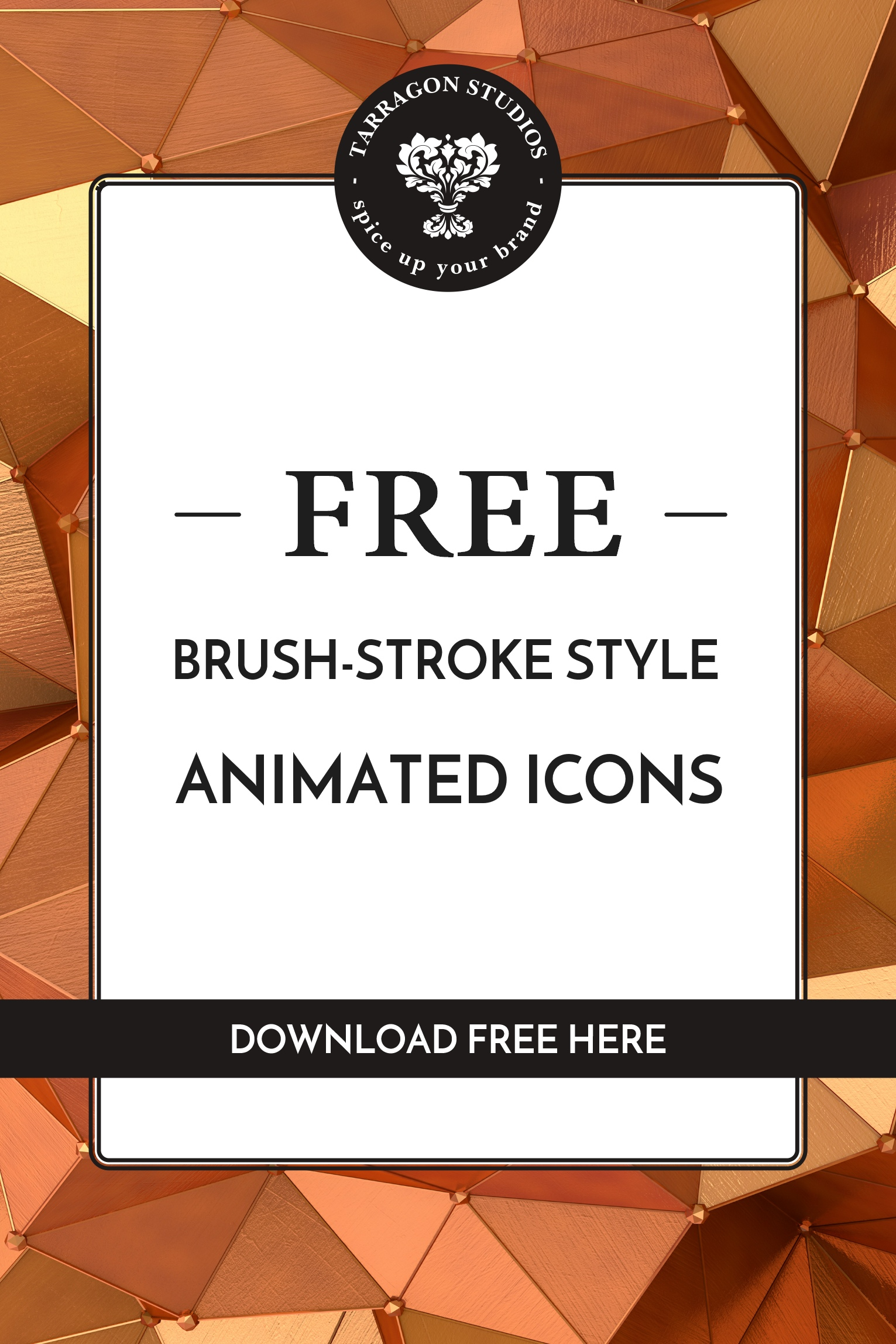 free animated icons brush stroke style. Click the image to download!