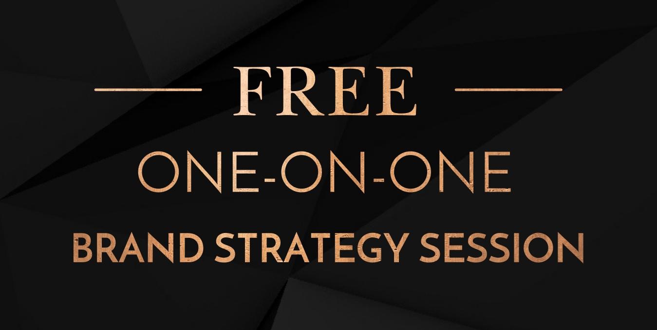 free brand strategy session tarragon studios