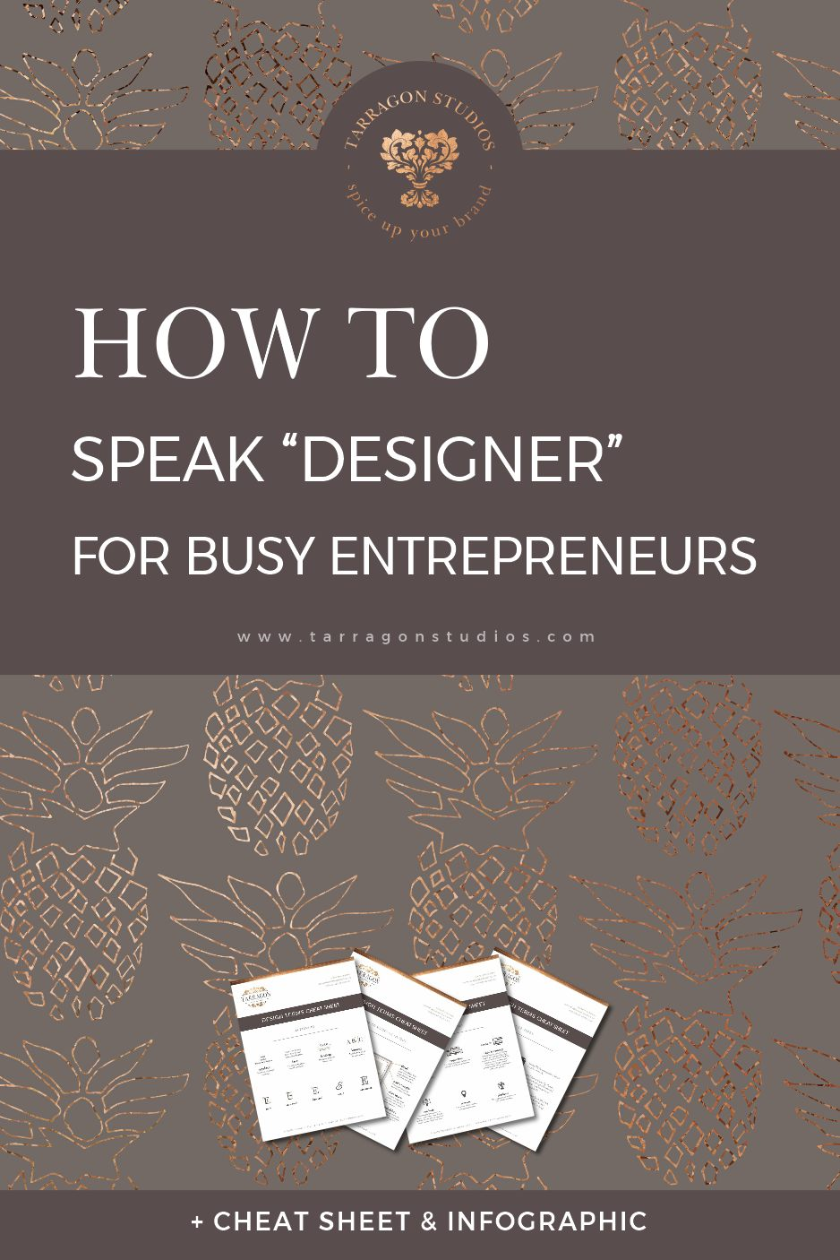 Clear communication with your designer is the key to crafting a design you'll love but it's difficult when you don't speak the same language. Keep reading to discover a few key terms that will make communicating with your designer SO much easier! #logo #design #branding #smallbusiness #entrepreneur