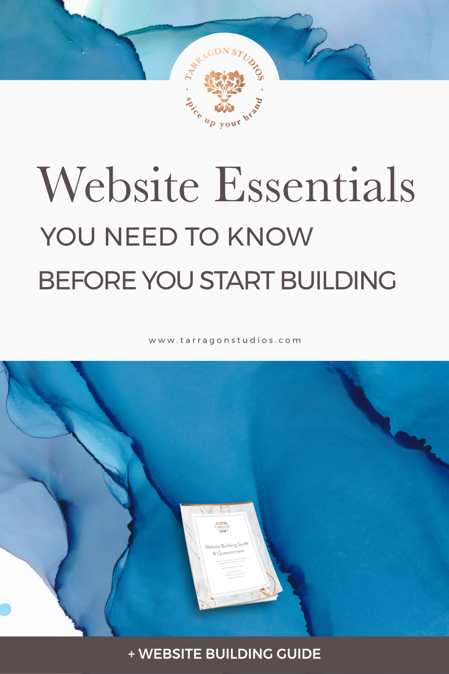 Website Essentials You Need to Know Before You Start Building - How does a Website Work? What Platform Should you use? What should you put on your website? Discover what you need to know about starting a website for your business! >> #website #squarespace #smallbusiness