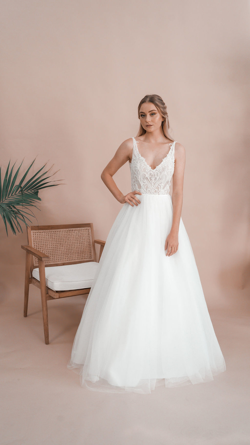 Sadie Debutante Dress