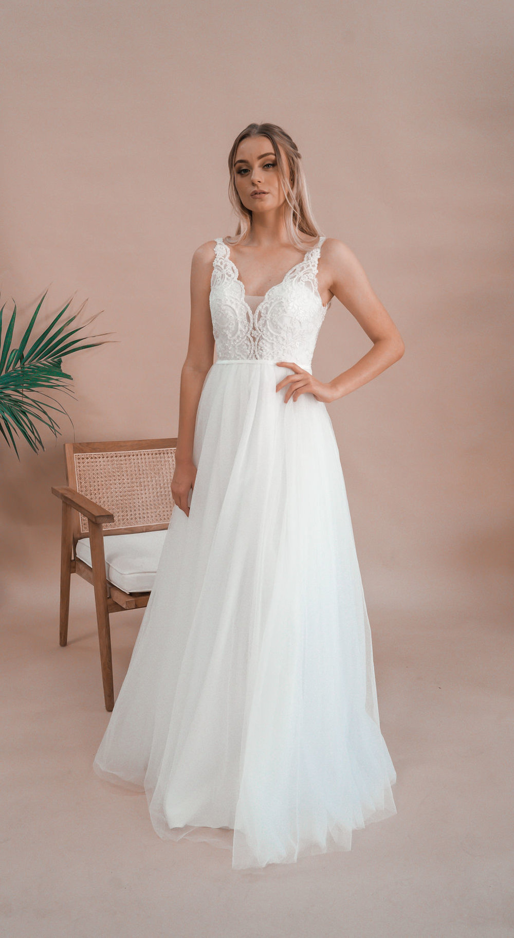Sasha Debutante Dress