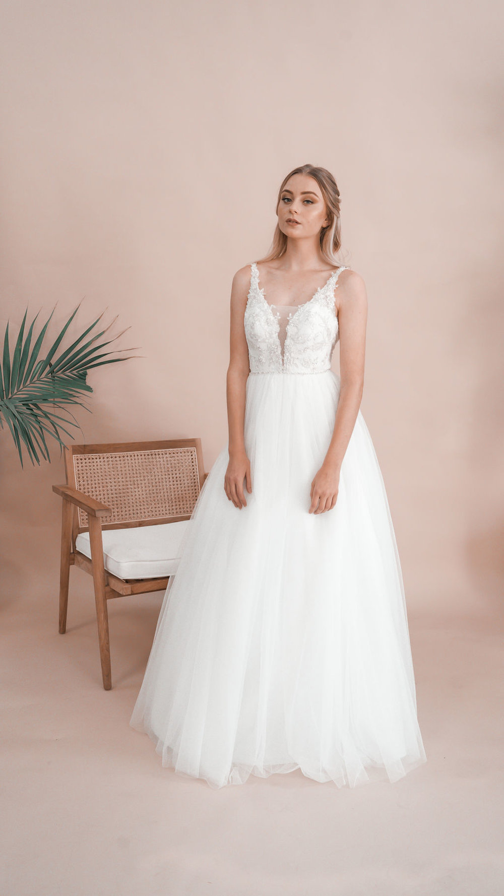 Sierra Debutante Dress