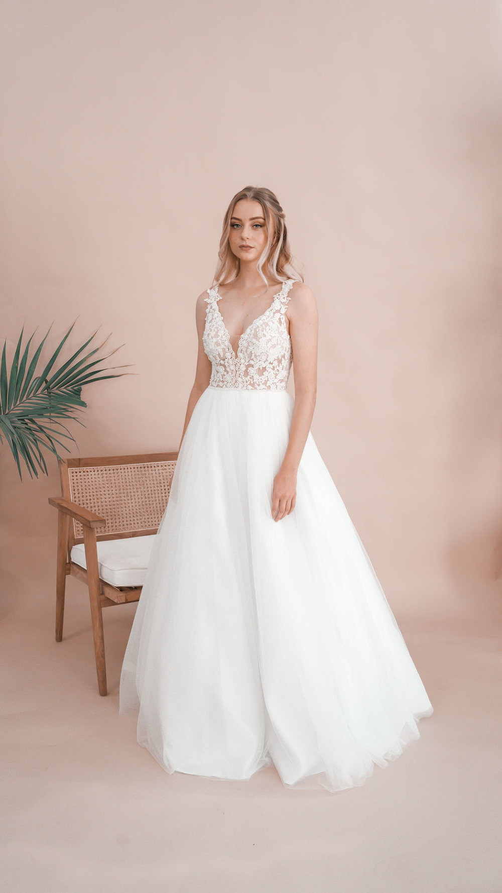 Sophia Debutante Dress