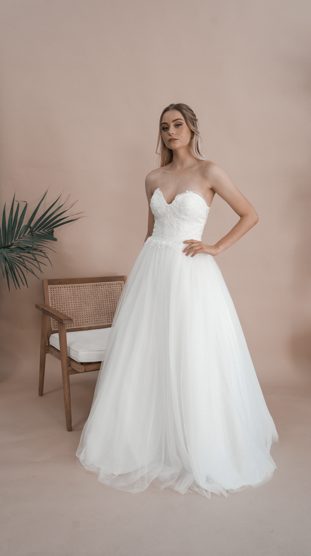 Soraya Debutante Dress