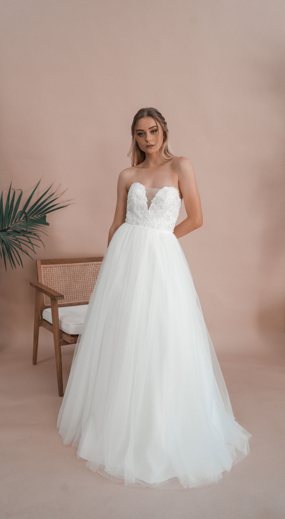 Stella Debutante Dress
