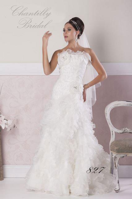Chantilly Bridal Dress