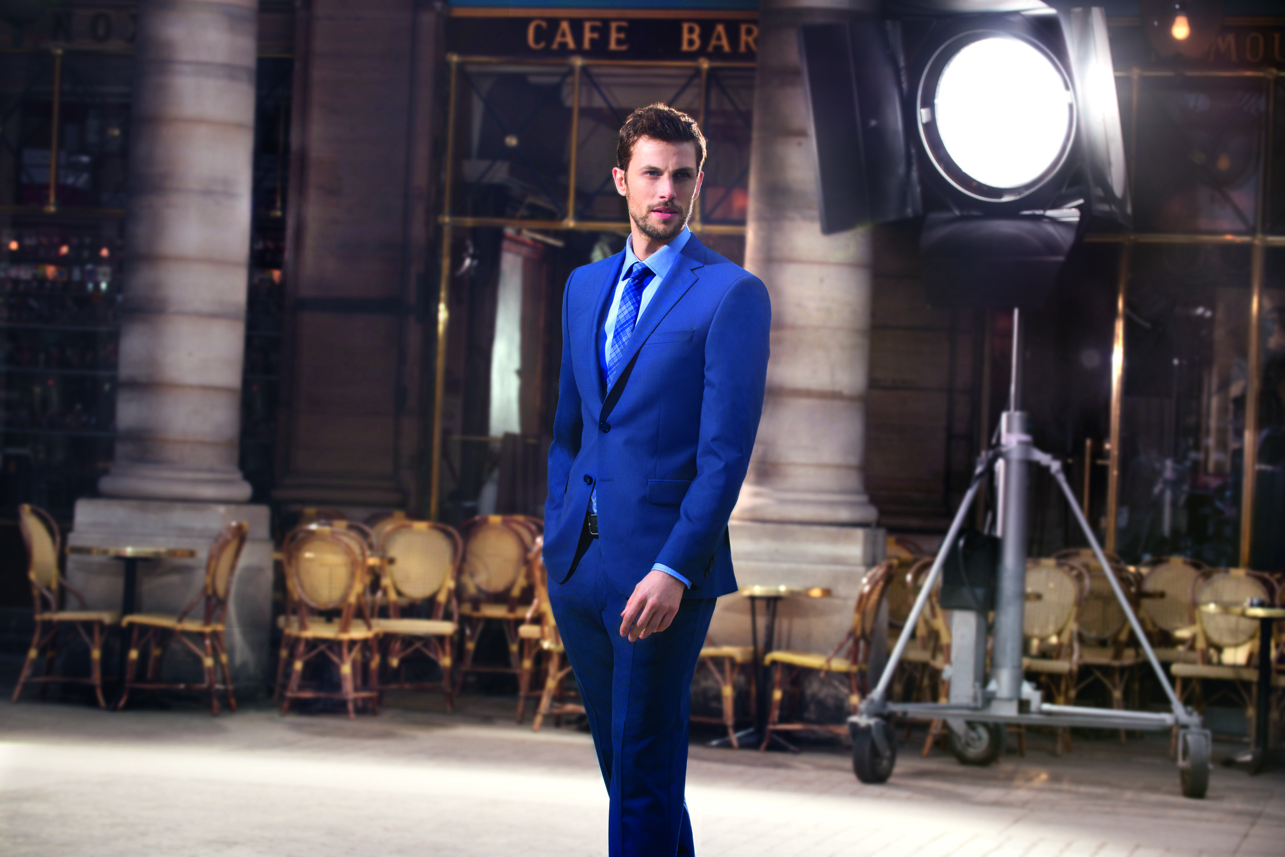 Loretta Adams Bridal Menswear Collection
