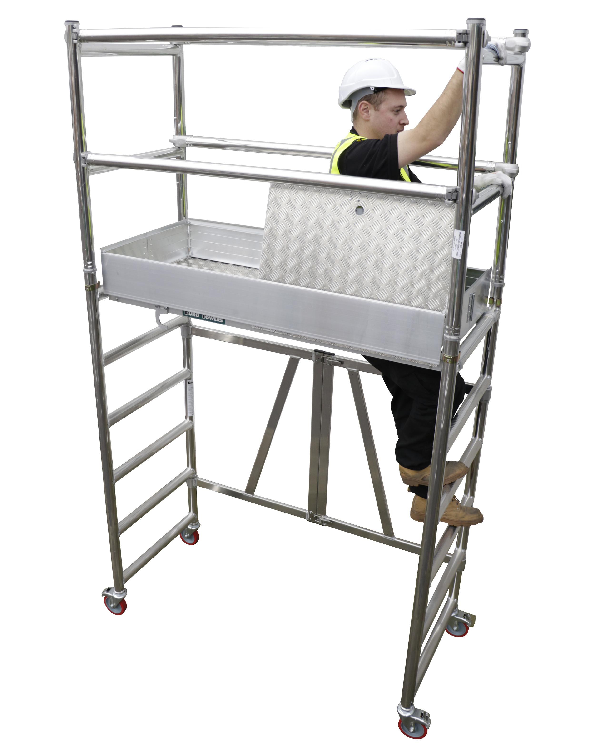aluminium podium | aluminium tower | euro towers | scaffolding manufacturer