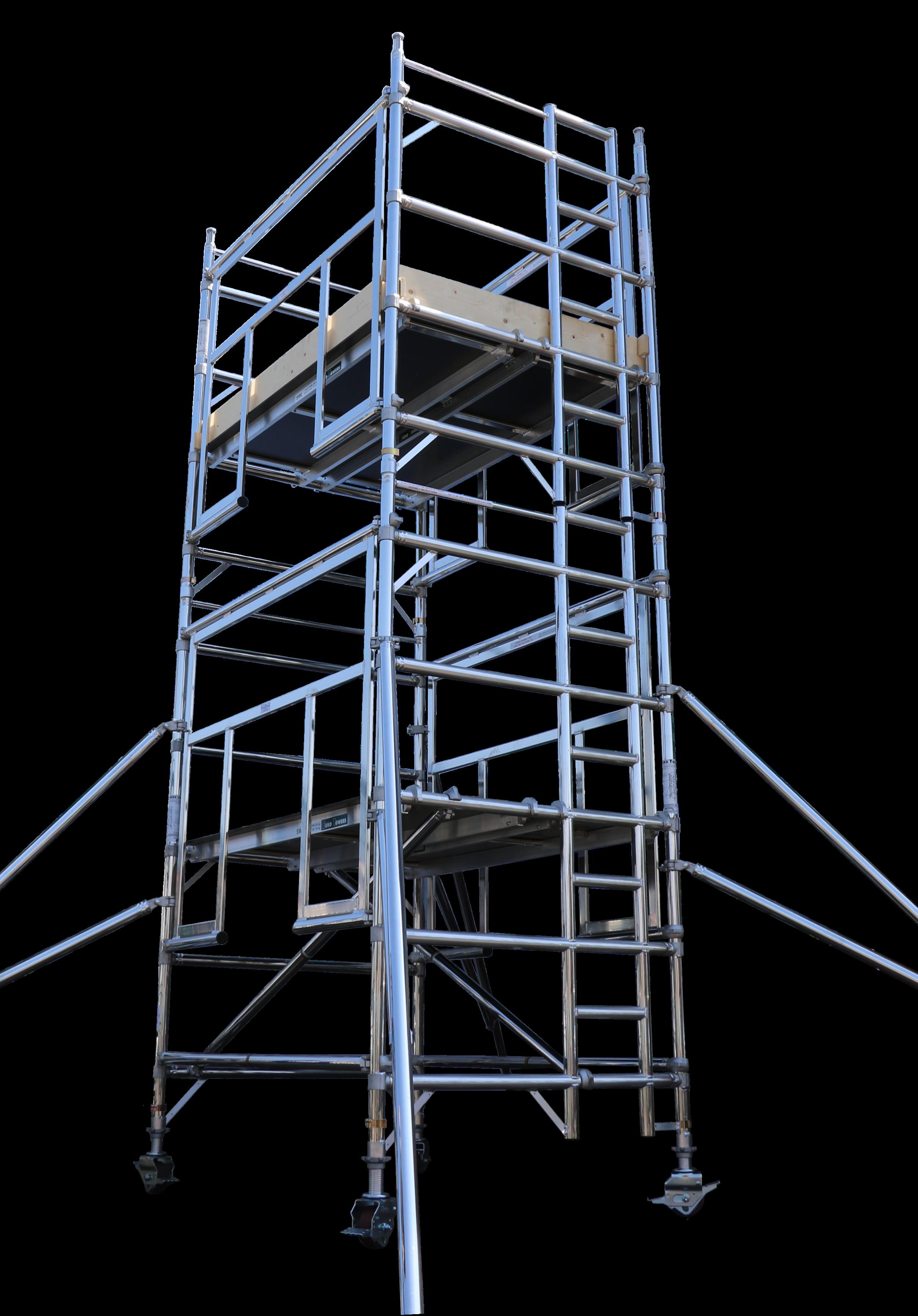 advanced gaurdrail tower