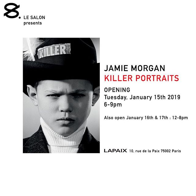 Reminder!! If you are in Paris please come to my Exhibition! Opening night 15th Jan, 6-9pm. African Acid live music and Dj set.  The show is both retrospective and new works, available to purchase. Come find me to say hello! Exhibition also open 16th bad 17th 12-8pm Jamexxx