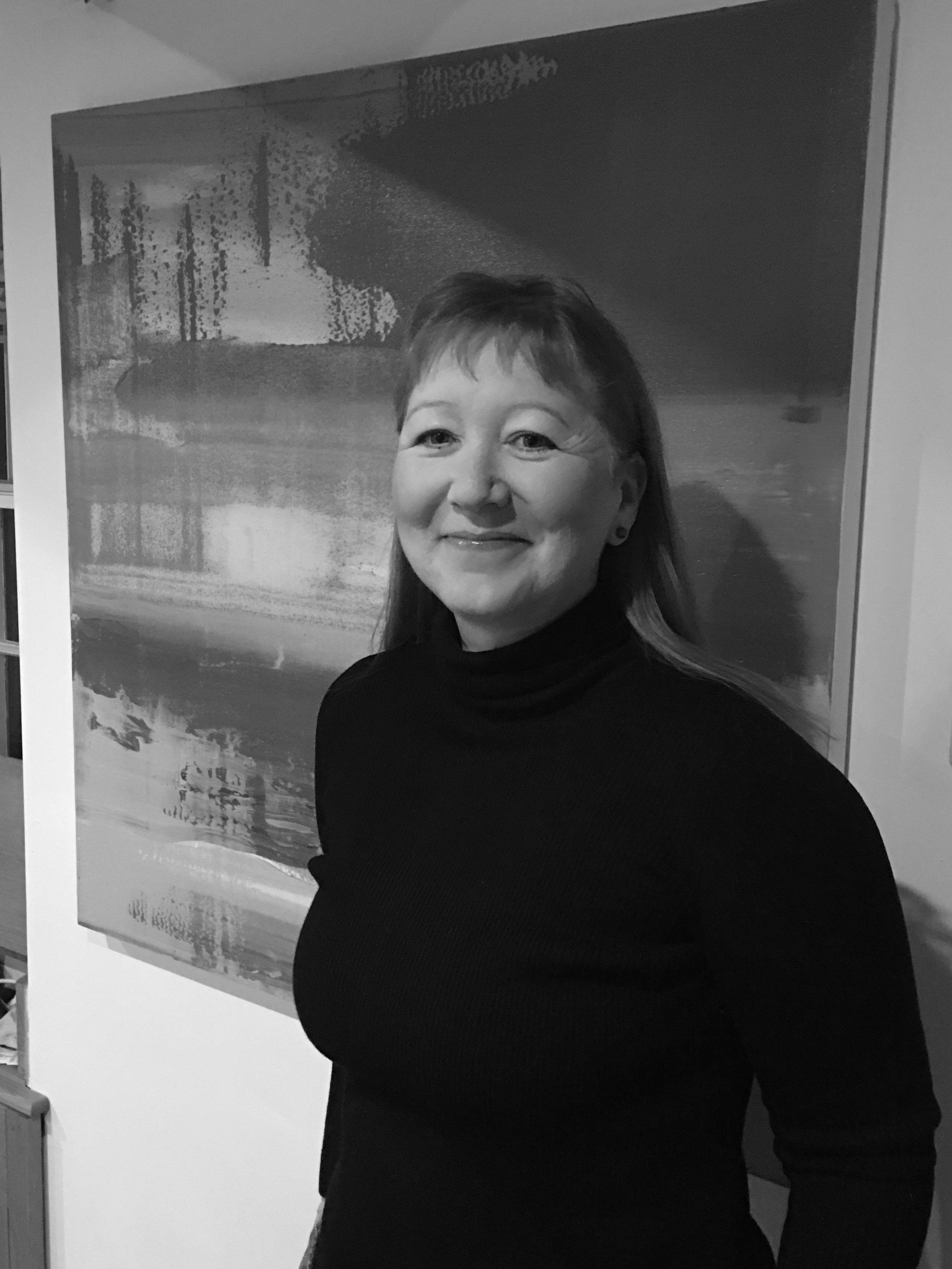 Patricia Graham, QI coach & Lead for Adult Mental Health Service NHS Lothian