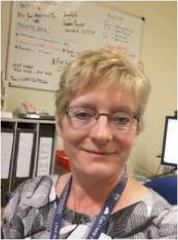 Elaine Reid - Falls Co-ordinator