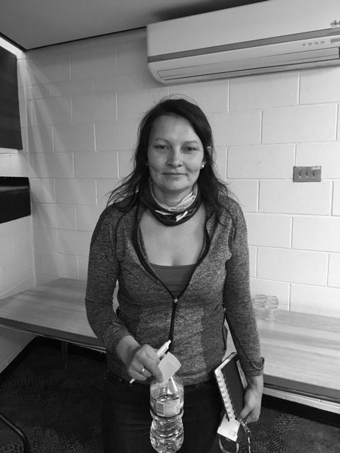 Fiona Stewart - Trauma Co-ordinator