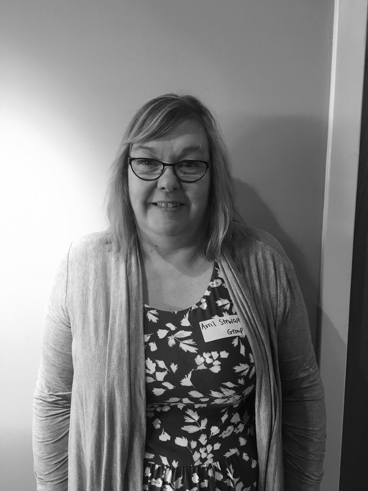 Avril Stewart - Discharge Planning Co-ordinator